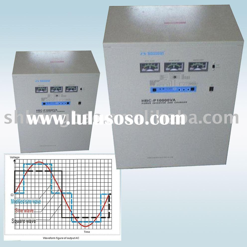 Pure Sine Wave Power Inverter (With Soft Starter)