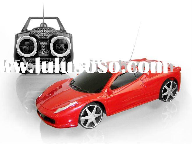 RC toy 4 Channel 1:28 radio control car childs remote control toy cars with