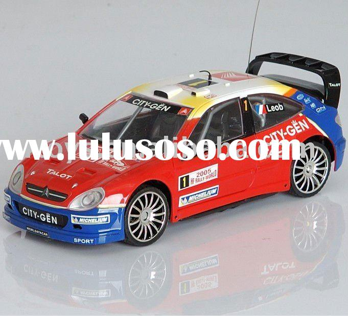 Radio Control Toys 1:18 WRC cheap battery Remote Control Cars