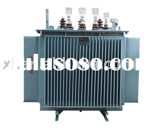 S11-M Oil-immersed Power Distributing Transformer(electric power transformer)