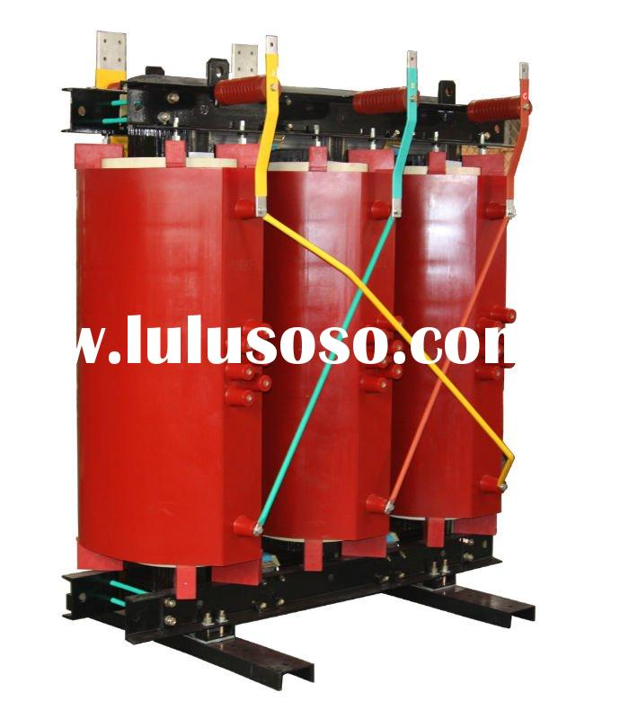 SCB9 1250KVA 23/0.22 dry type cast resin power transformer