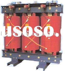 SCB 10 Series Three Phase Resin Insulation Dry Type Power Transformer