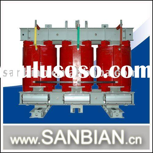SC(B)10 series 11/0.4kV 30-2500kVA cast resin dry type transformer