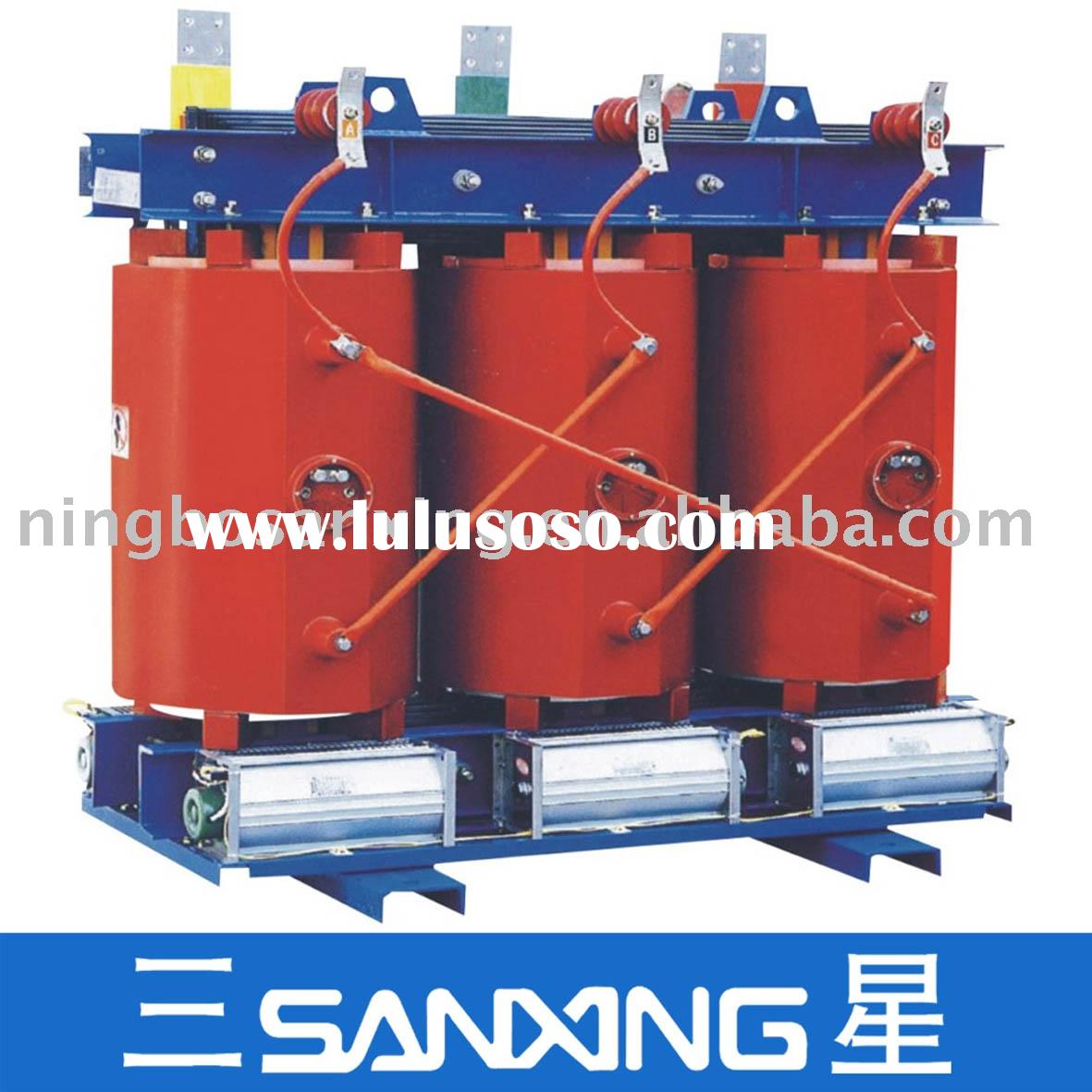 SC Cast Resin Dry-type Transformer
