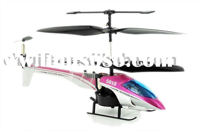 SYMA S010  3 Channel Indoor  Remote Control Helicopter