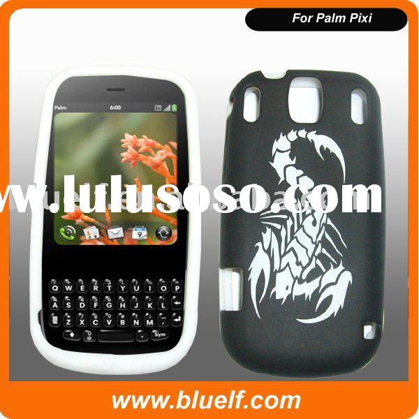 Silicon Design Case for Palm Pixi(PS3428A)