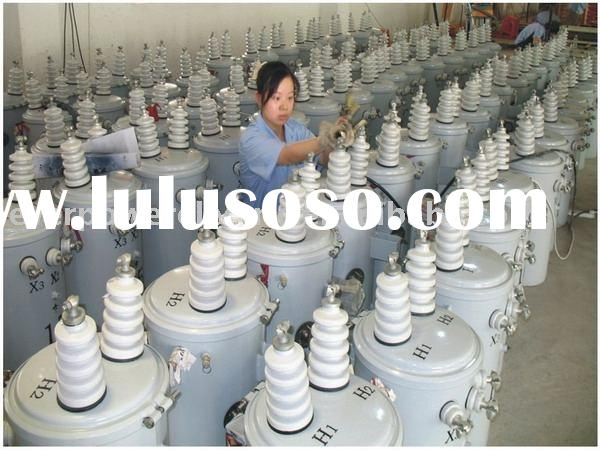 Single Phase Distribution Transformer(Oil immersed, Pole Mounted Transformer)