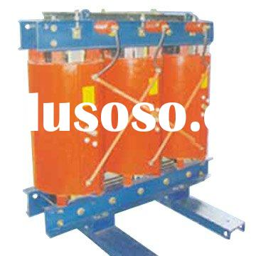 Three Phase Resin Insulation Dry Type Power Transformer