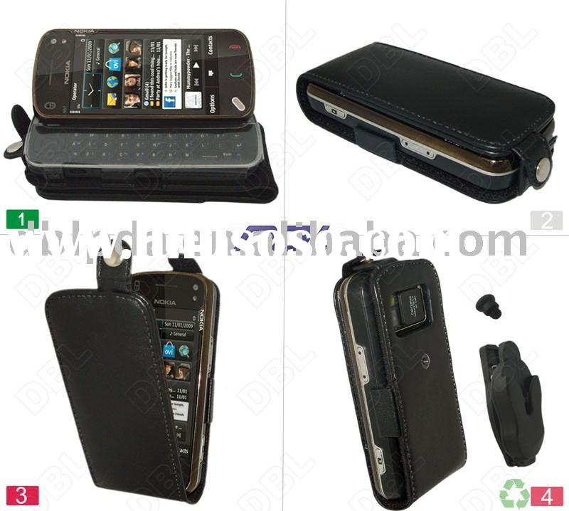 accessories for Nokia N97,leather case for pda, PDA case