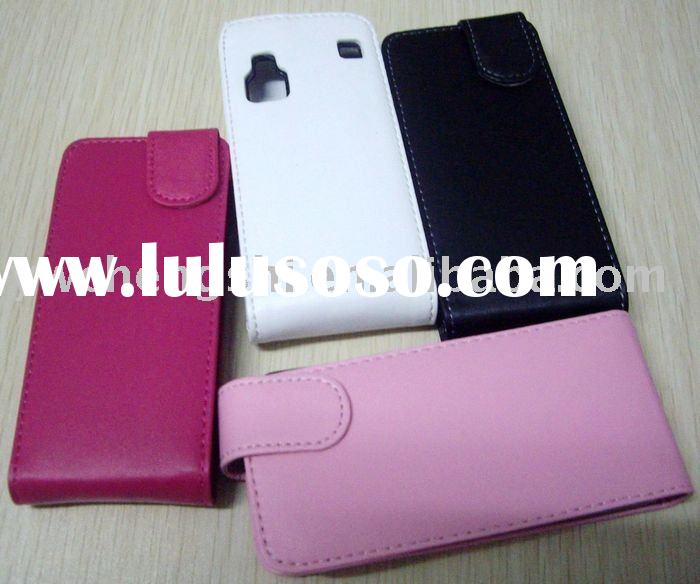 pda leather pouch bag for Nokia C6 mobile phone case