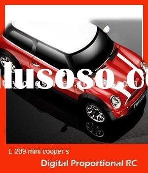 remote control toy car gift electric plastic kit