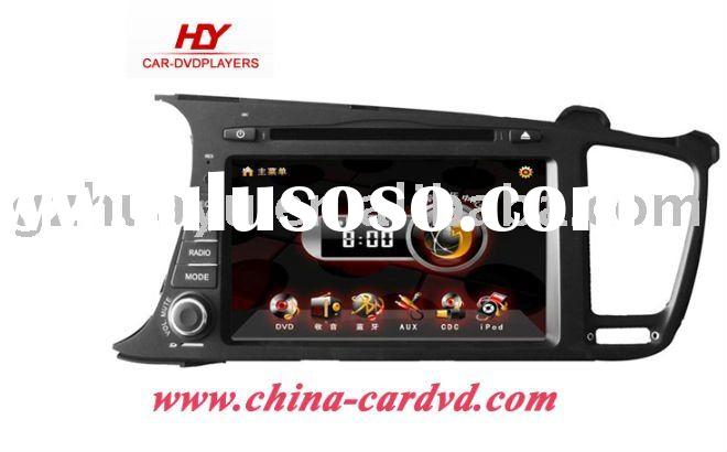 special car DVD for kia optima 2011 with gps