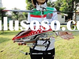 wholesale paypal big alloy flying toy remote control led helicopter