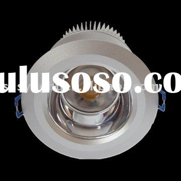 10W led downlight replace halogen 60W
