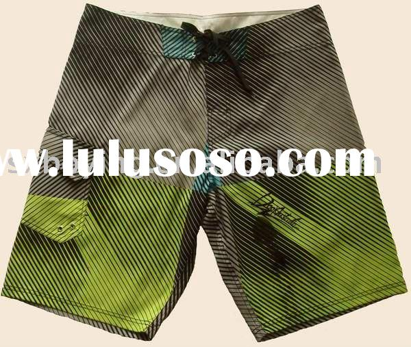 2010 new style men's board shorts