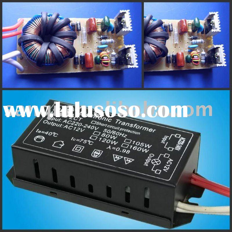 2011 electronic transformer for 12v halogen lamp