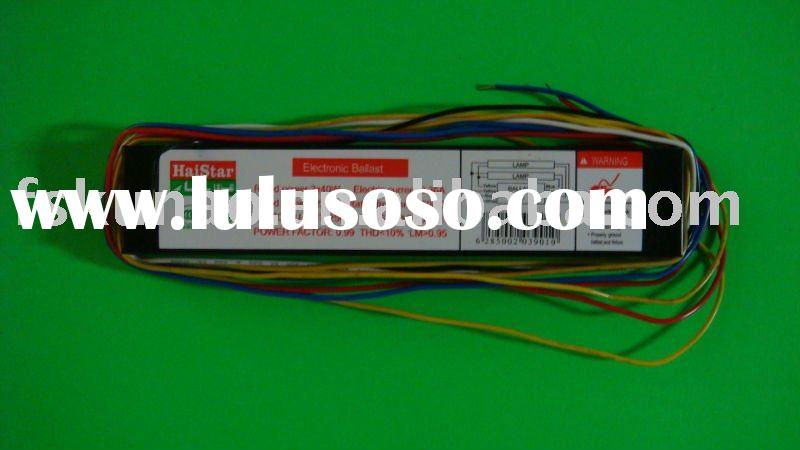 77V-277V multi voltage electronic ballast