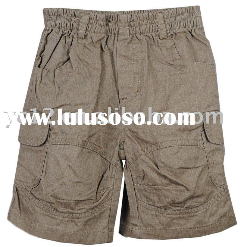 Boy Shorts: Oblique Bags of Fine Cotton Shorts and High-density