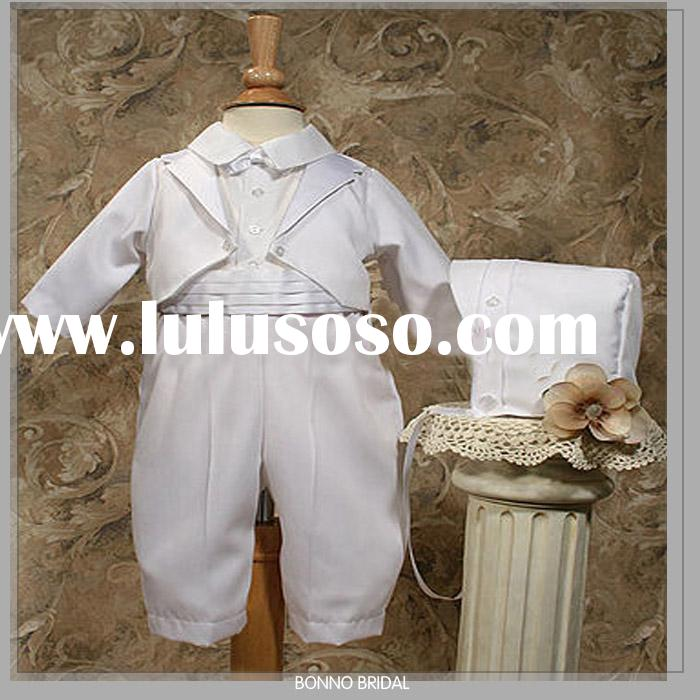Boys Baptism Clothing