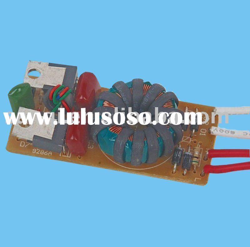 Electronic transformer for halogen lamp/track light