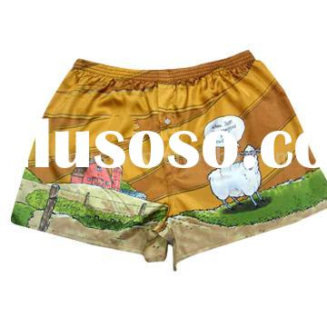 Men's Boxer Shorts/ satin shorts/ underwear