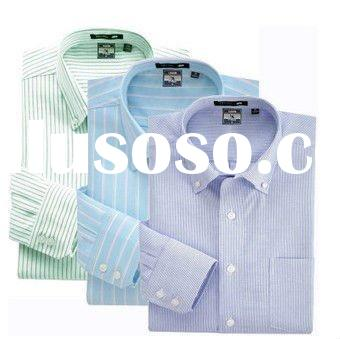 Mens business Long Sleeve Shirt