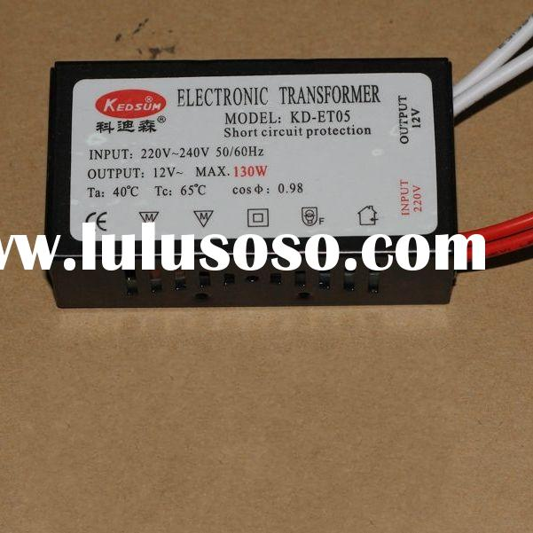 Power Electronic Transformers/Electronic Transformer 120 Watts 12 Volts/High Voltage Transformer/Out