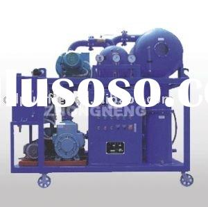 Sell Double-stage vacuum Transformer oil purifier/ used oil cleaning