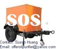 Sell high vacuum Portable and Mobile Transformer oil purification system/ Transformer oil treatment