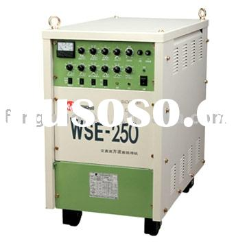 WSE Series AC/DC Square Wave Argon Arc Welding Machine