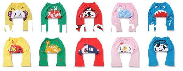Yuelinfs Large Baby pants PP cartoon hot pants to create ten new models