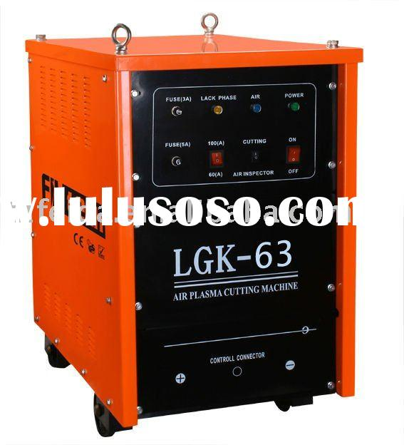 air plasma cutting  machine/air plasma cutter/plasma cutter(LGK-63)
