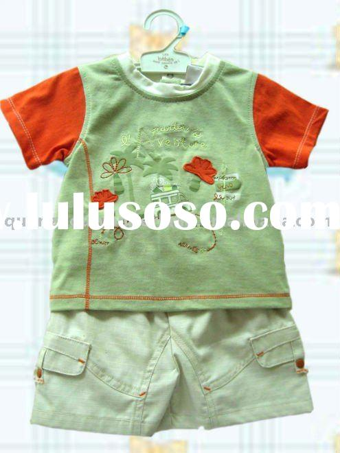 european style children clothing, boys wear