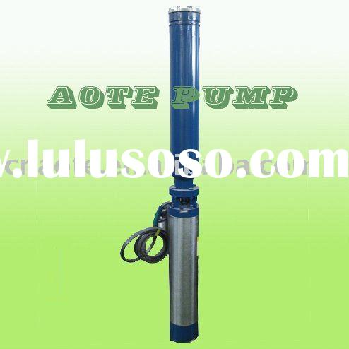 high head submersible pump