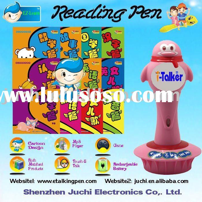Digital Point and Touch Reading Pen