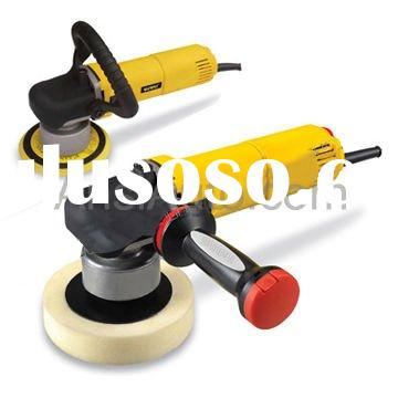 "5"" and 6"" dual action polisher for car"