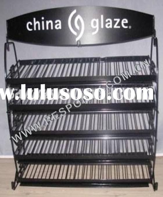 China Glaze nail polish display holder