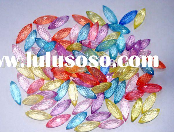 Craft Beads for DIY(J.M.Z-117) &Colordul Plastic Beads Craft&Beads Craft