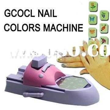 Easy Art DIY Color Polish Stamper Nail Printing Machine