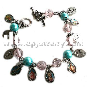 Latest Charms Religious Bracelets