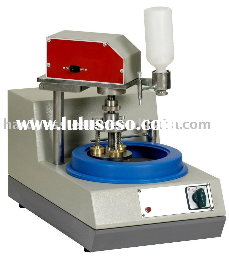 Single disc Dual Speed Metallurgical Specimen Preparation Grinder/polisher MP-1
