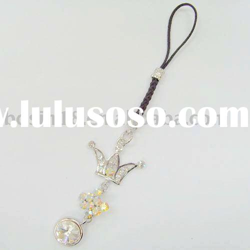 phone charms/mobile chain/cell phone accessories