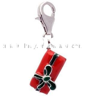 sterling silver Charms, fashion enamel jewelry