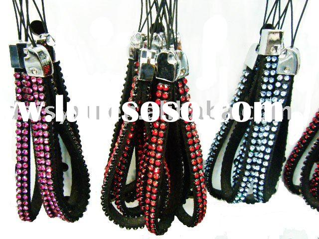 wholesale fashion cell mobile phone straps charms