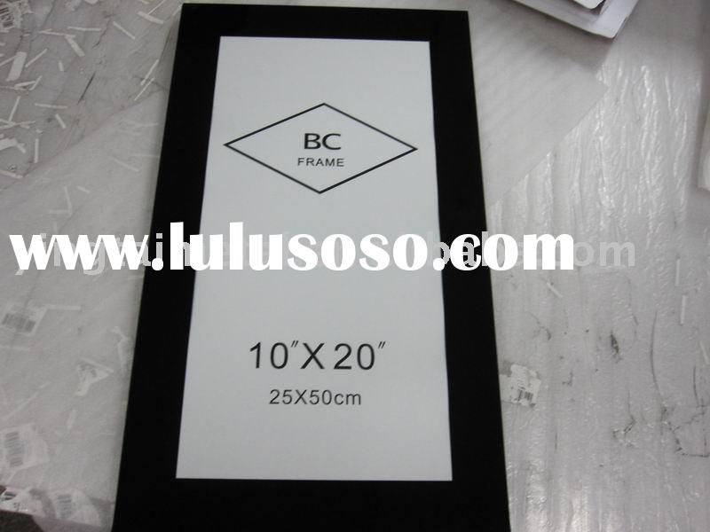 10x20 inch large glass picture frames