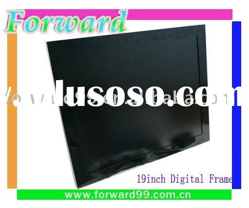19inch lcd photo frame 19 inch digital photoframe 19 photo frame album digital