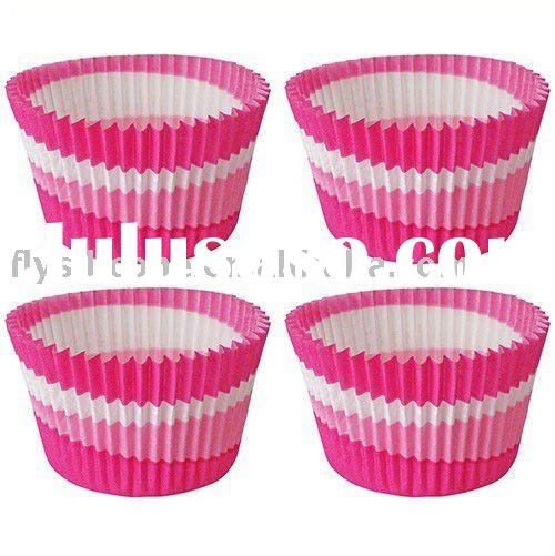 "3.5""Lovely Kitchen Tools and Equipment of Silicone Cupcake Creations Baking Cups"