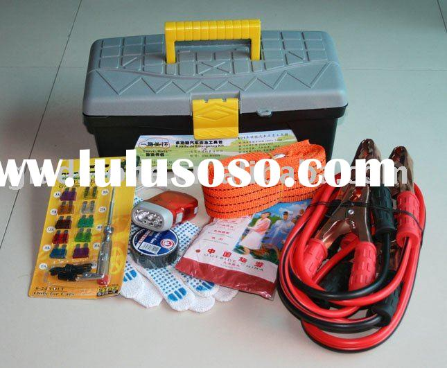8 in 1 Auto emergency tool kit