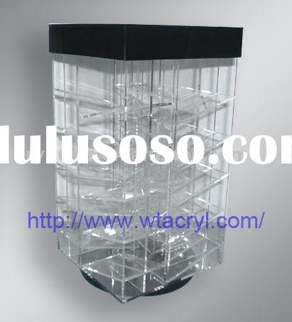 Acrylic Cosmetic Display & Stand,Nail Make-up Display,Nail Polish Stand