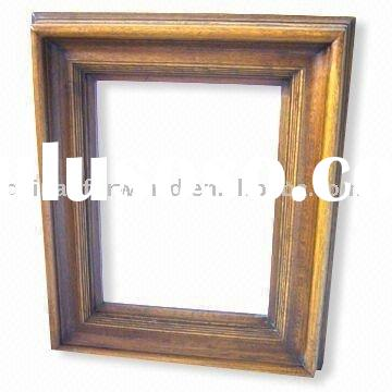 Antique Mirror Frame with Antique Finish